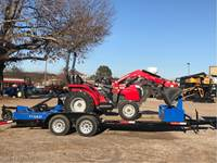 2018 Massey Ferguson 1734E Package Deal
