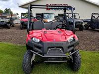 2020 Polaris Industries RANGER® 570 Full-Size Solar Red