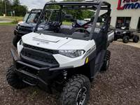 2019 Polaris Industries RANGER XP® 1000 EPS Premium - Pearl White