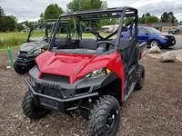 2019 Polaris Industries RANGER XP® 900 EPS - Solar Red