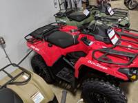 2019 Can-Am OUTLANDER 450EFI