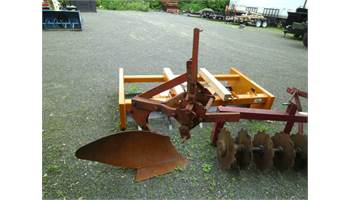 Single Bottom Land Plow