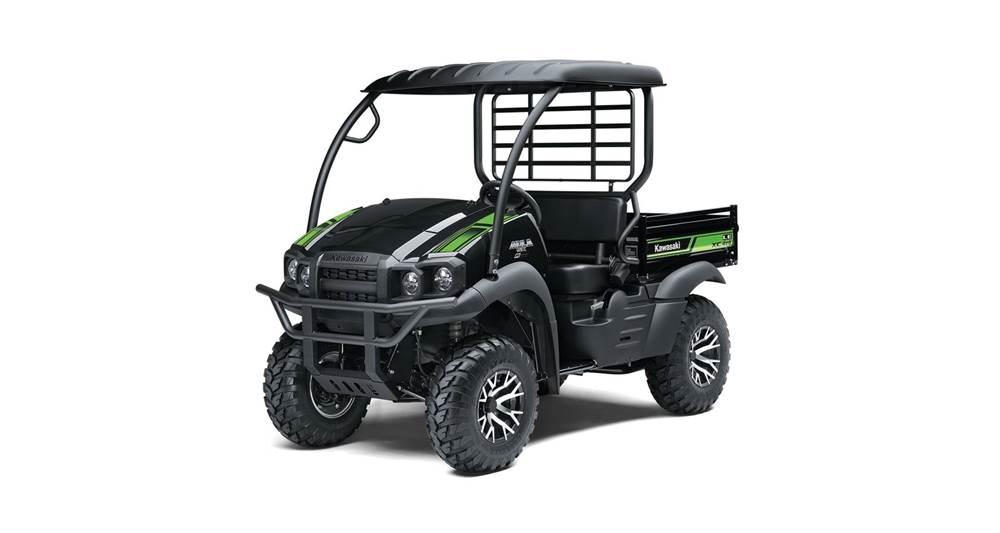 SSV 4x4 - 2020 MULE SX™ 4x4 XC FI - Kawasaki Motors Corp