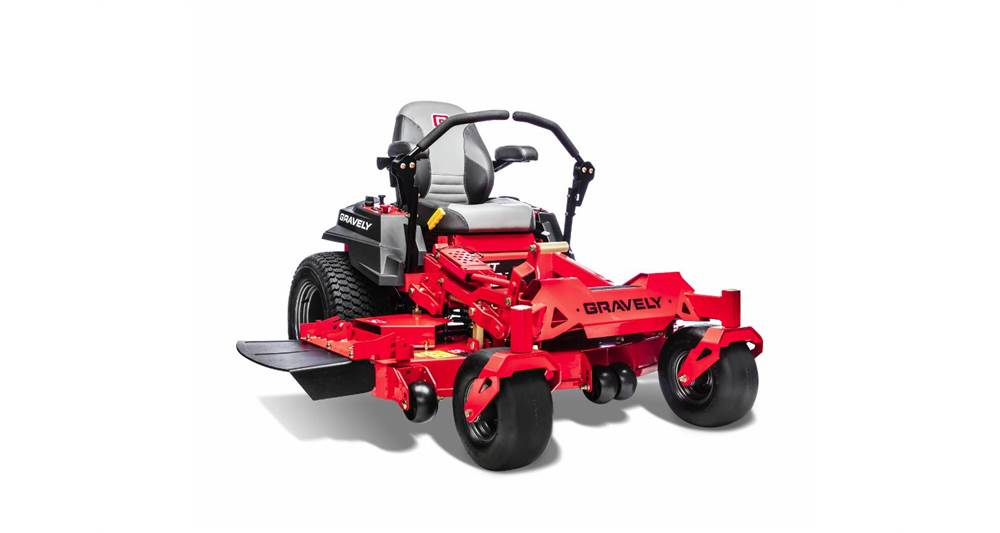 Gravely Zero Turn Lawn Mowers