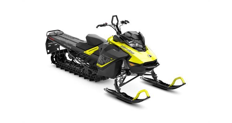 Ski-Doo Mountain Snowmobiles