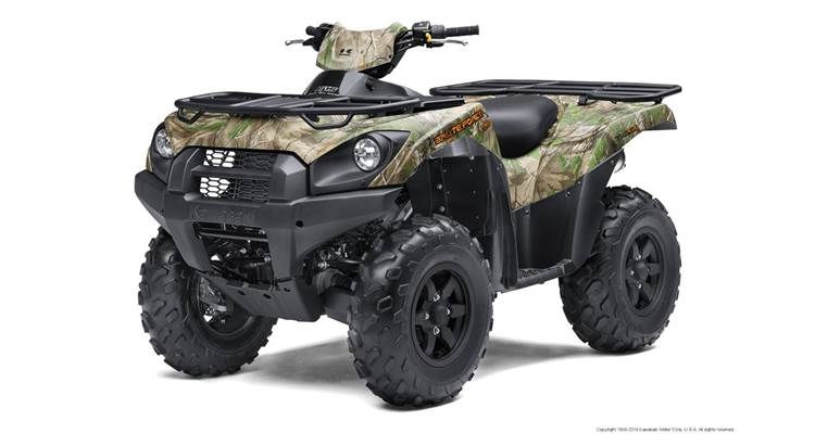 Kawasaki Brute Force Series