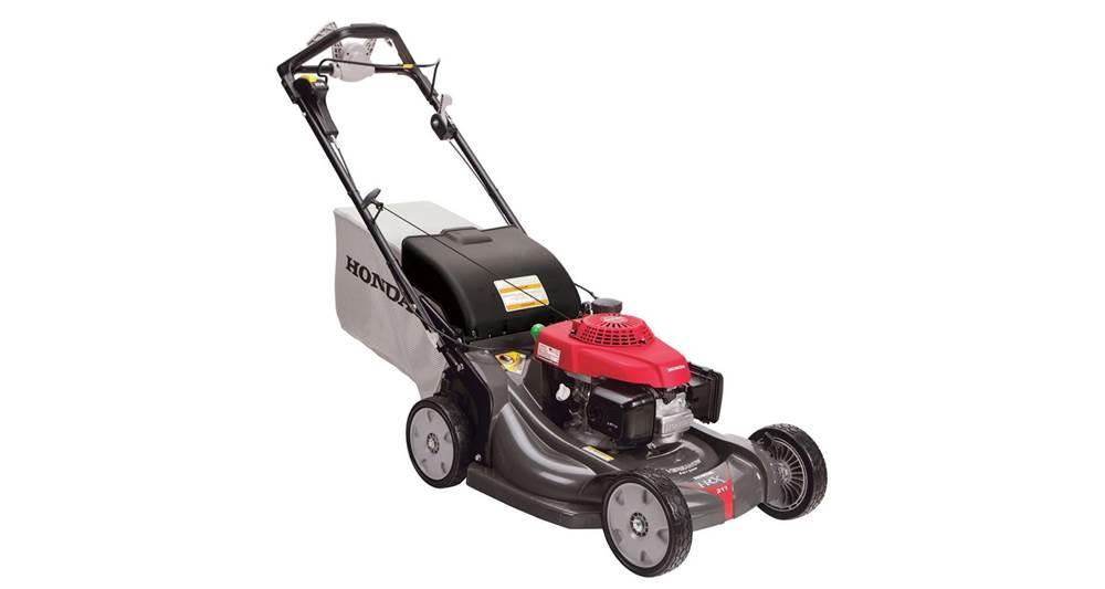 HRX Premium Residential Lawn Mower