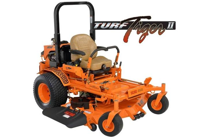 Scag Turf Tiger II Lawn Mowers