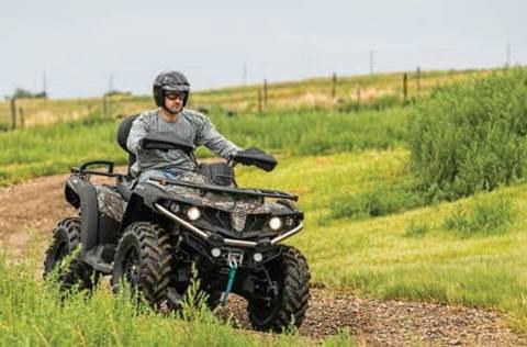 CF MOTO ATVs | CFORCE | 800 | 500 | 400 | Hidden Trails