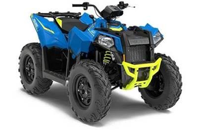 Polaris Scrambler 850 ATVs