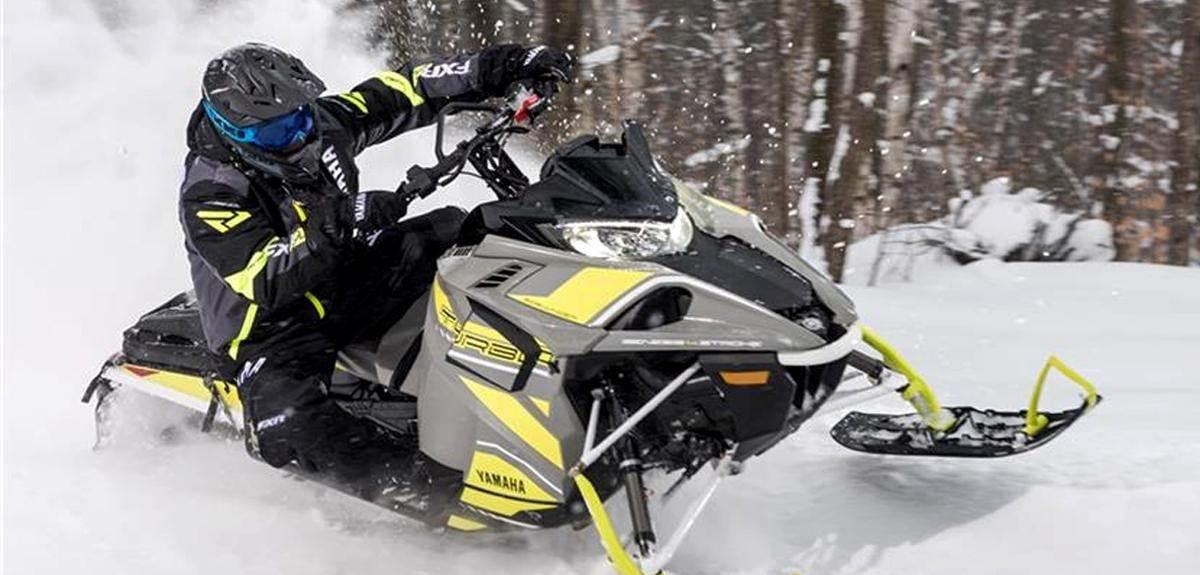 Yamaha Snowmobiles Interlakes Sport Center LLC Madison, SD