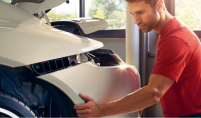 Porsche Repair & Body Shop | River Oaks Paint & Body
