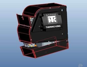 TriPac® APU Thermo King Midwest - Indianapolis Indianapolis