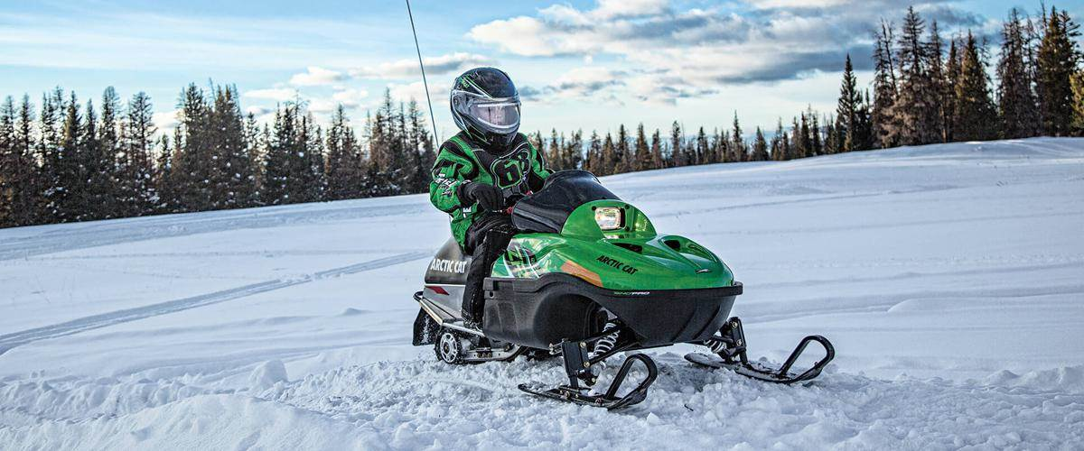 arctic cat youth snowmobiles northern power sports fairbanks ak
