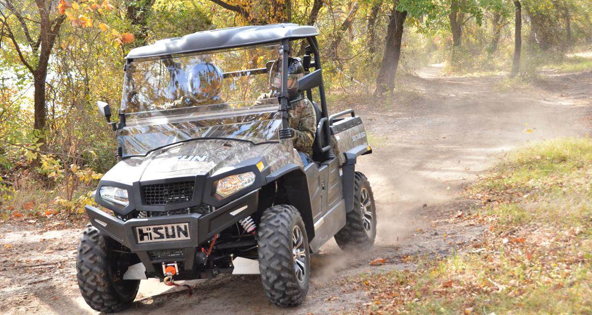 Hisun Powersports Dealer - ATVs & UTVs for sale in Buffalo, NY DE