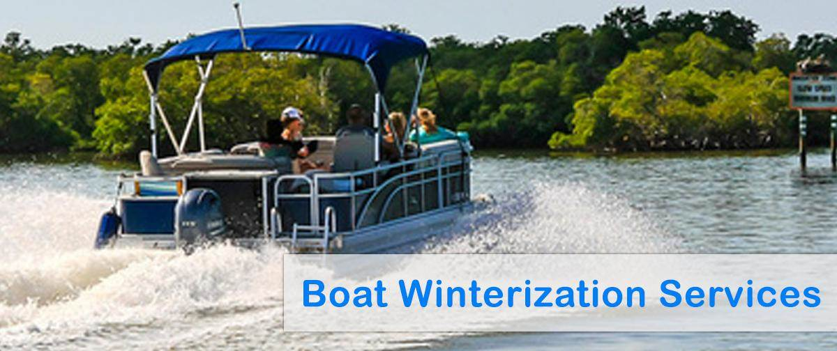 Boat Winterization Services | Ray Clepper Boating Center