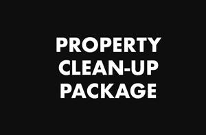 Property Clean-Up Package