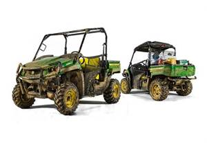 John Deere Utility Vehicles