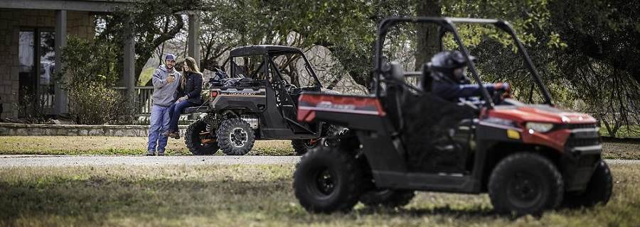 2018 Polaris Ranger near Zanesville