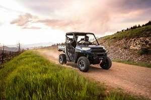 2019 Polaris Ranger Dimensions