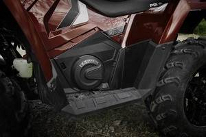 2019 Polaris Sportsman Dimensions