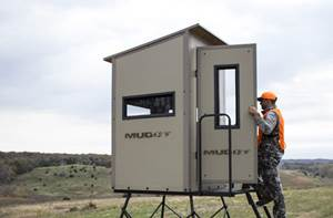 Gunner 4x4 Insulated Blind