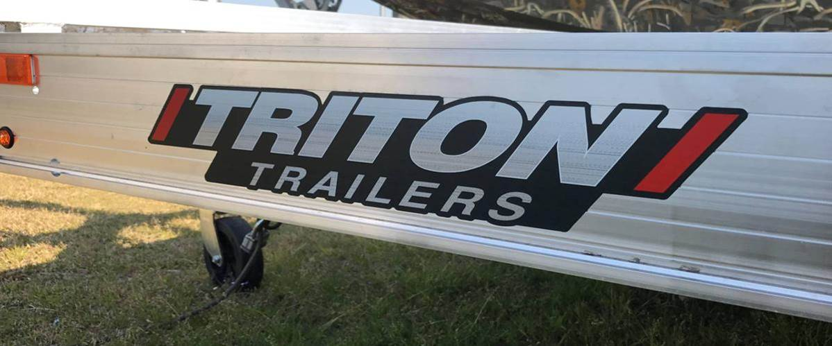 Triton Trailers, in Annandale, MN