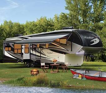 Forest River Fifth Wheels