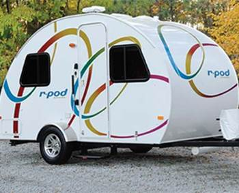 Shop Transcona Trailer's selection of Forest River r pod trailers today!