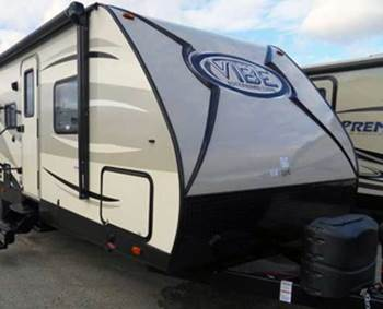 Shop Transcona Trailer's selection of Forest River Vibe trailers today!