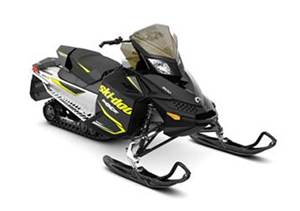 The Ski-Doo MXZ Sport 600 Carb