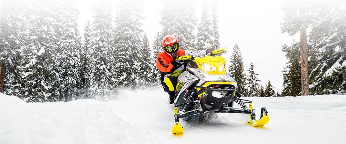 Shop Ski-Doo Snowmobiles Today