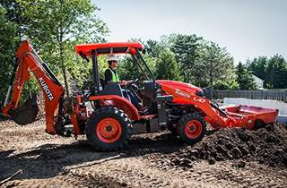 Kubota Loaders