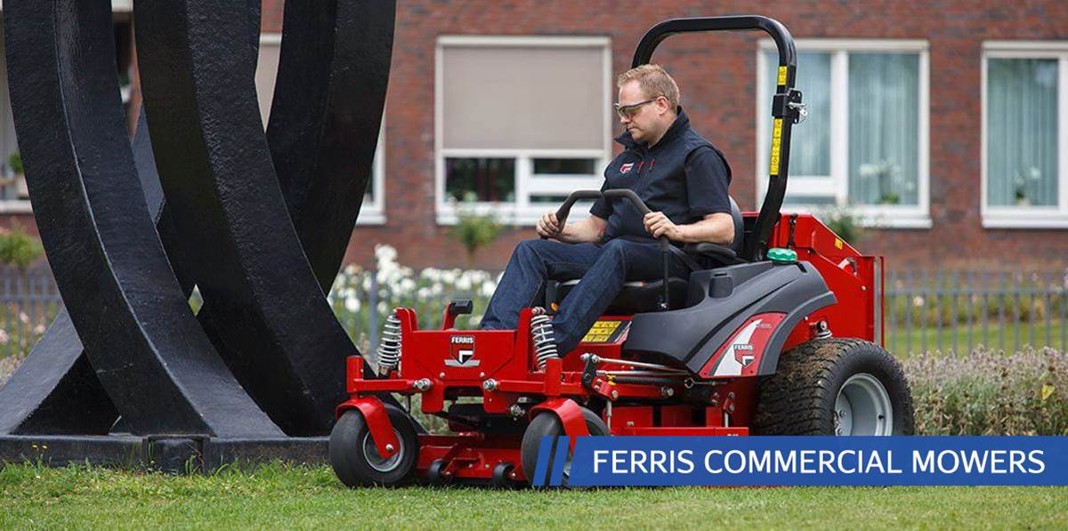 Ferris Commercial Mowers