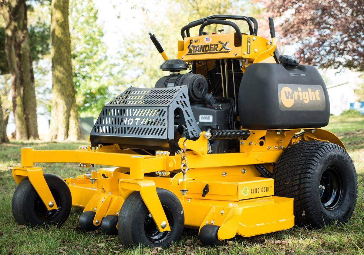 Wright Stand-On & Commercial Mowers