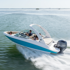 Regal 21 OBX Outboard