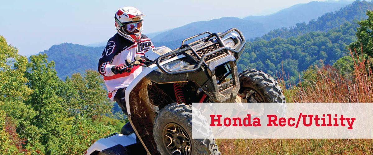 Honda ATV Dealers Quincy, IL