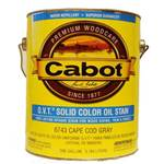 Cabot O.V.T. Solid Color Oil Stain at Colonial Hardware, Inc. in Memphis, TN