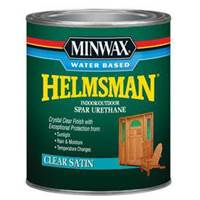 Minwax Helmsman Clear Satin Spar Urethane at Colonial Hardware, Inc. in Memphis, TN