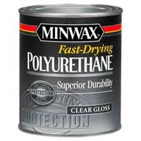 Minwax Clear Gloss Fast-Drying Polyurethane at Colonial Hardware, Inc. in Memphis, TN
