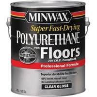 Minwax Super Fast-Drying Polyurethane for Floors at Colonial Hardware, Inc. in Memphis, TN