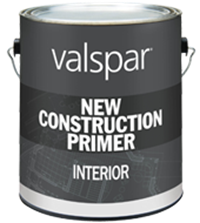 Valspar Professional New Construction Primer at Colonial Hardware, Inc. in Memphis, TN