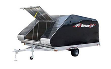 Shop Johnny K's For Triton Snowmobile Trailers today!