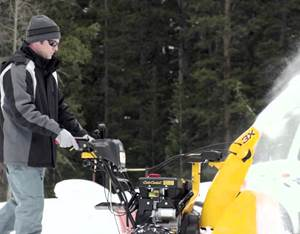 Cub Cadet Residential Snowthrowers