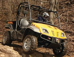 Caub Cadet Utility Vehicles