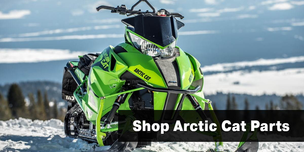 Arctic Cat Atv Side By Side Amp Snowmobile Parts Campbell