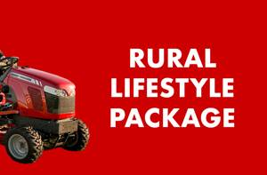 Rural Lifestyle Package