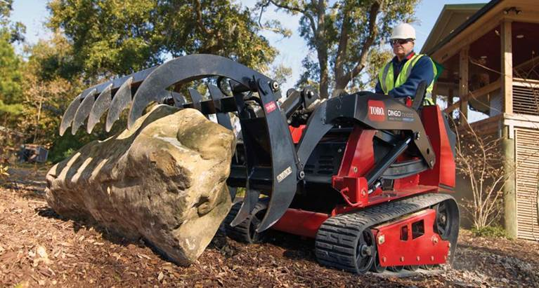 Toro commercial loaders