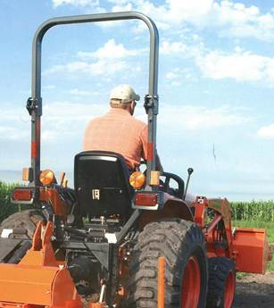 lp tiller with kubota