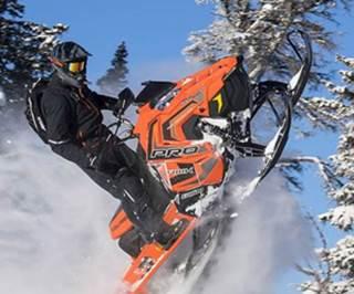 PRO-RMK Snowmobiles